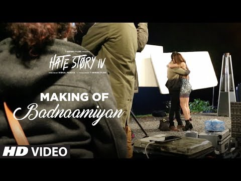 Making Of Badnaamiyan | Hate Story IV | Releasing This Friday  ►(In Cinemas) | 9th March 2018
