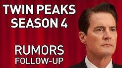 Twin Peaks Season 4 | 2020 Rumors follow-up. Fingers are still crossed!