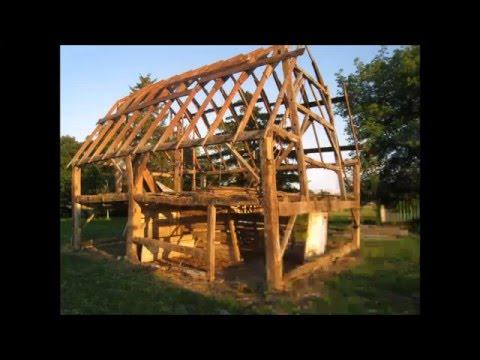 Barn Removal Deconstruction