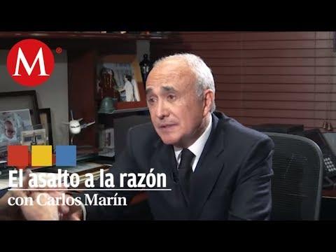 Pedro Ferriz de Con en El Asalto a la Razón con Carlos Marín Pt. I