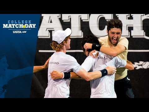 UCF Sweeps Miami in College MatchDay