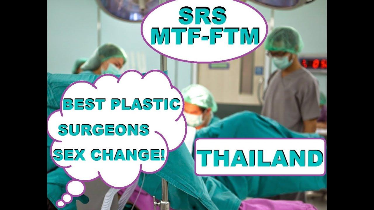 best sex change surgeons