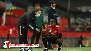 The remarkable story behind Man Utd star Paul Pogba's performance against Roma - news today