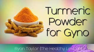 Turmeric for Gynecomastia (Man Boobs Cure)