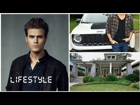 Lifestyle of Paul Wesley,Income,Networth,House,Car,Family,Bio
