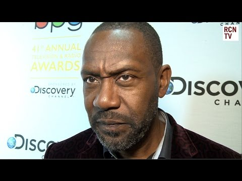 Lenny Henry Interview - Diversity & Broadcasting Press Guild