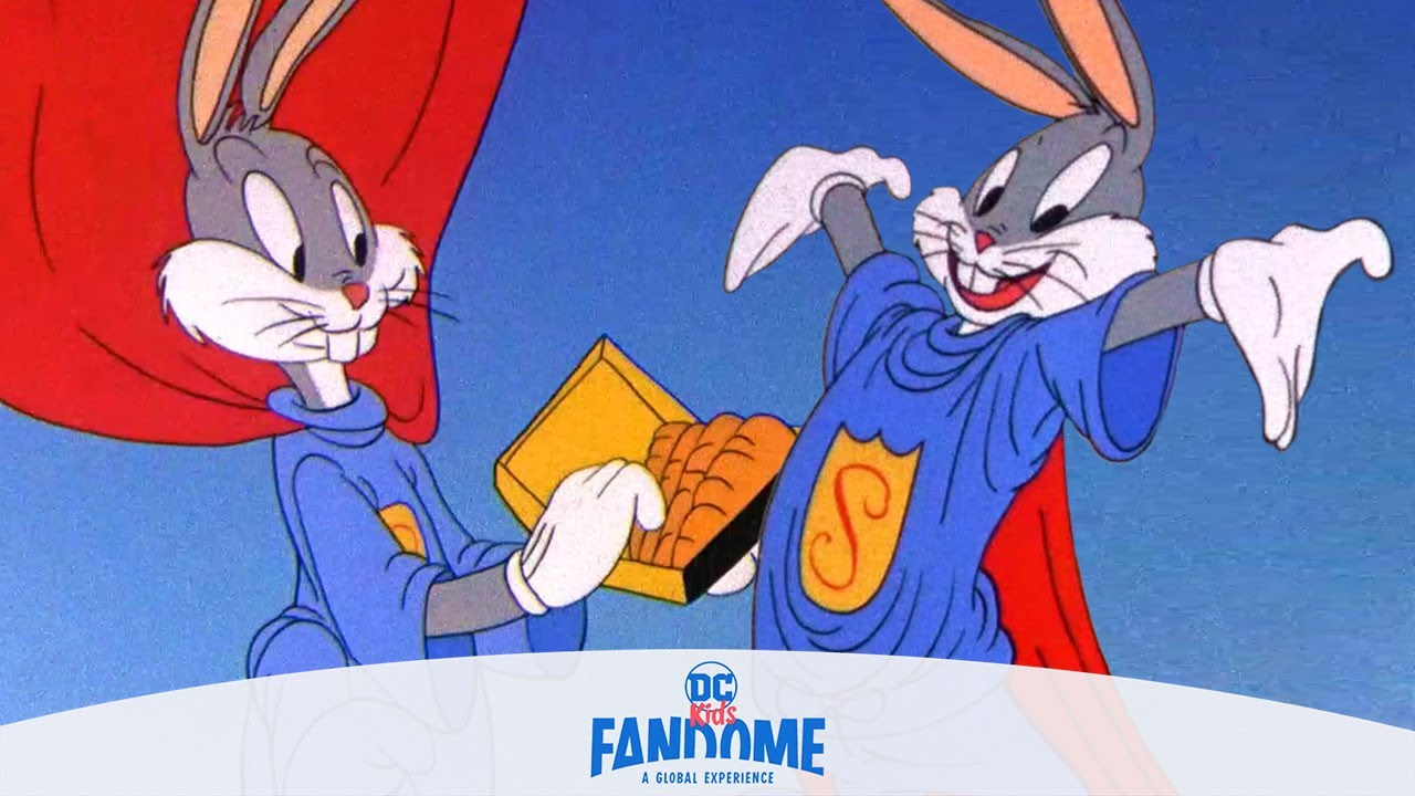 Looney Tunes | How Super Rabbit Was Born | Classic Cartoon | WB Kids