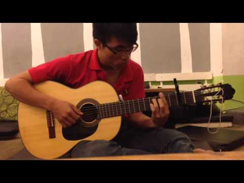 Thằng cuội - guitar solo