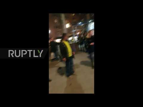 Norway: Oslo on lockdown after suspected explosive device found by police