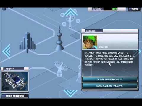 Flash Hits- Spybot: The Nightfall Incident Part 1: SMRT