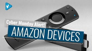 Cyber Monday Alert: Save Big On Amazon Devices Big Sale Now Live On Amazon Cyber Monday