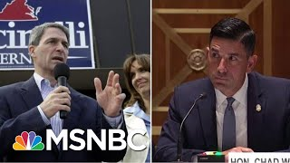 Government Watchdog Says Top DHS Officials Not Legally Qualified To Serve | Hallie Jackson | MSNBC