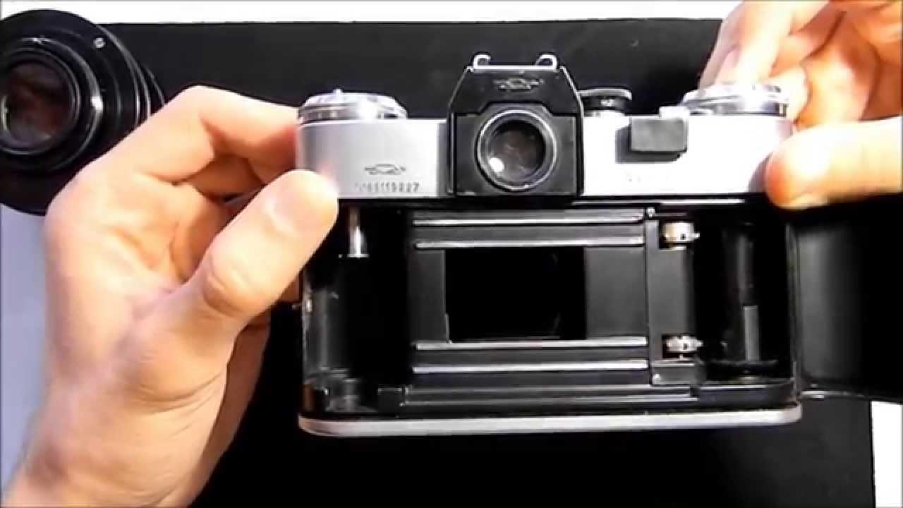 Пленочный фотоаппарат зенит инструкция фотоаппарат зенит ет.