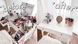 Download lagu cleaning my vanity *it's disgusting*