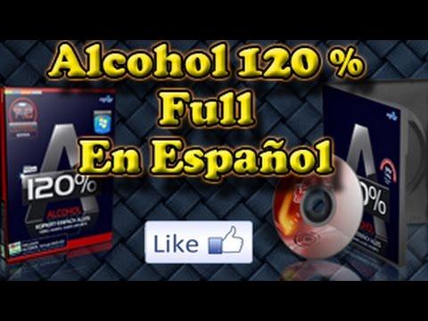 Descargar Alcohol 120% full en Español 2017