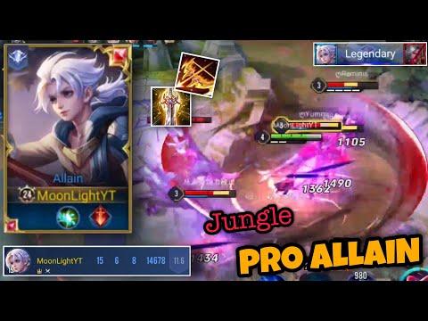 Allain/Kirito Jungle Pro