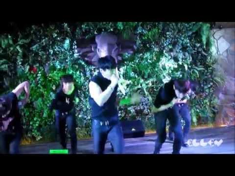 [HD Fancam]140424 AlphaBAT(알파벳) - Beautiful Night @ The Geographer Adventure