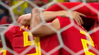 Belgium vs Japan   All Goals 2018 World Cup