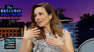 Linda Cardellini Aced Her Oscars Run/Stroll to Stage