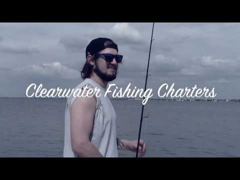 Capt Brian Clearwater Fishing Charters Florida West Coast In-Shore Fishing  Trips