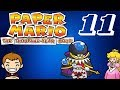 Let's Play Paper Mario The Thousand Year Door Episode 11 - Acting like a Princess | Hayden Xavier