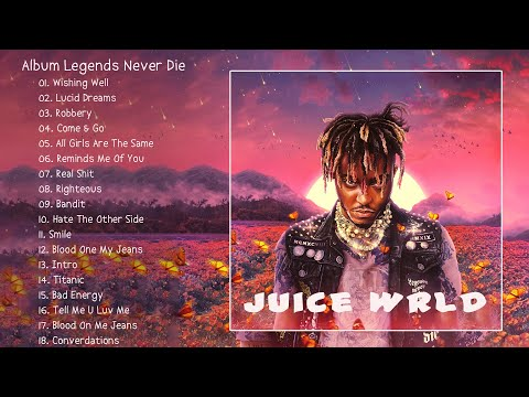 JUICEWRLD GREATEST HITS FULL ALBUM 2021 - BEST SONGS OF JUICEWRLD FULL ALBUM 2021 - Platium Songs