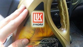 видео лукойл люкс 5w40 полусинтетика отзывы