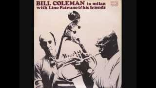 Bill Coleman in Milan 73 with Lino Patruno   Pennies from Heaven