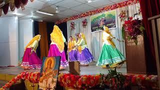 Hariyali teej celebration hariyanvi dance 2017