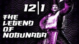 The Legend of Nobunaga - Kessen III Let