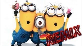 Despicable Me Minion Remix (YMCA)
