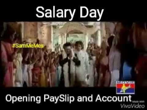funny video about salary