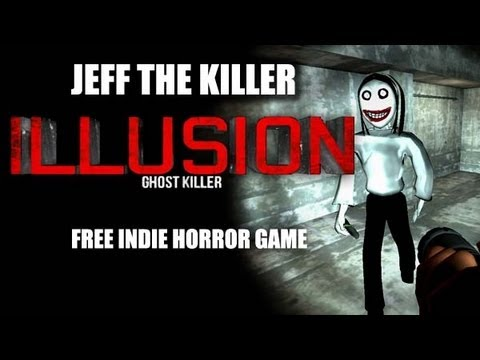 Illusion Ghost Killer - Free Indie Horror Game + download