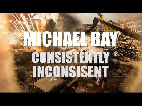 Michael Bay - Consistently Inconsistent