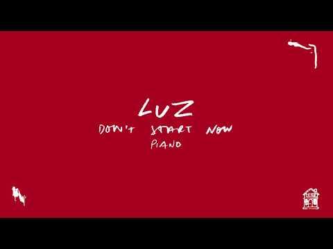 Dua Lipa - Don't Start Now (but Sad) | Piano Version