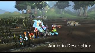 Level one Twinks vs. Level 35 Elite & 17k Hp Abomination - Gory
