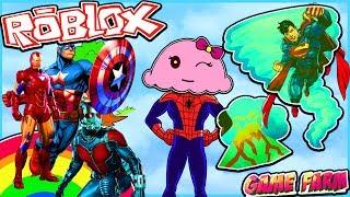 MARVEL COMIC SUPERHEROS IN ROBLOX !!! Auf keinen Fall!!