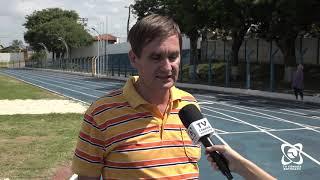 Atletas ACD são homenageados por Carlos Trigo