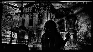 short film / horror / three / candles