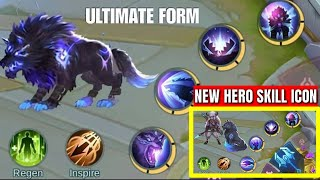 POPOL NEW HERO LEAK ( SKILL DESCRIPTION REVIEW) LEAK Mobile Legends