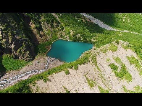 Поехали - Домбай, Алибекский водопад и Турье озеро (01.09.2018)