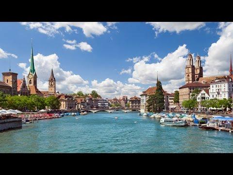 Trip in Zurich / جولة في زوريخ