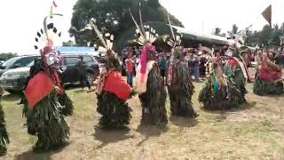 Hudoq Modang-desa Long Bentuq