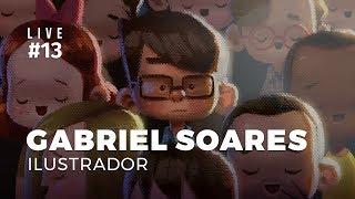 Live #13 | Gabriel Soares