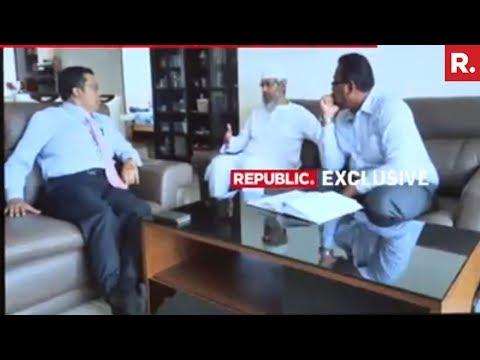 Zakir Naik Meets Lawyers In Malaysia
