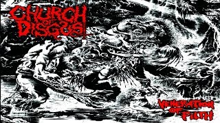 • CHURCH OF DISGUST - Veneration of Filth [Full-length Album] Old School Death Metal