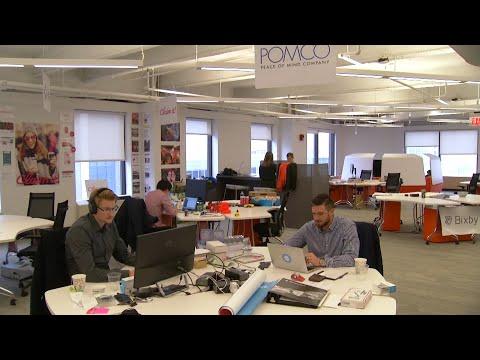 In Newark, Tech Startups Get A Head Start