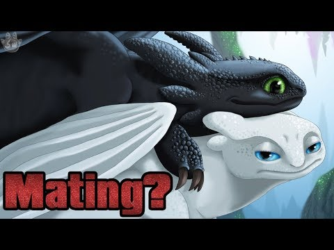 Will Toothless And The Light Fury Have Babies? How To Train Your Dragon: The Hidden World