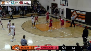 Boys Basketball vs Boone