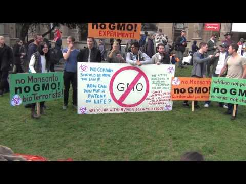 March Against Monsanto - Melbourne (May 25th 2013)